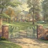 Elvis, Thomas Kinkade, and Graceland at 50