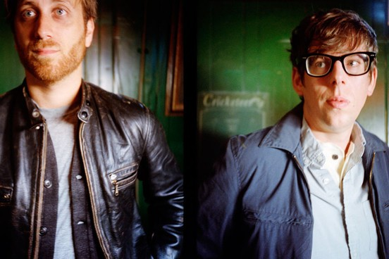 Grammy-conquering blues-rock duo the Black Keys will headline the FedEx Stage on Saturday night.