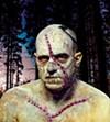 Greg Boller in New Moon's Frankenstein