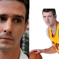 Memphis Grizzlies: The Movie Grizz newcomer Jon Leuer is played by character actor James Ransone (The Wire, Generation Kill).