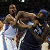 Grizzlies Beat Thunder, Gain Split