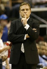 Grizzlies Coach Mike Fratello