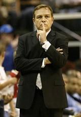 Grizzlies Coach Mike Fratello