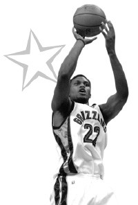 Grizzlies forward Rudy Gay - LARRY KUZNIEWSKI