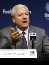 NBA.COM - Grizzlies GM Chris Wallace