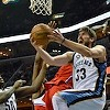 Grizzlies Lose to Clippers, 91-87