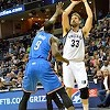 Grizzlies Lose to Thunder, 100-86