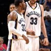 Grizzlies Top Clippers, 106-91