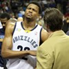 Grizzlies Top 'Sixers, 102-91