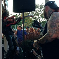 Guitar Rock and Guerilla Warfare at Gonerfest X