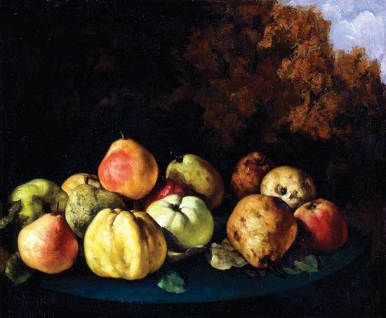 Gustave Courbet, Still Life