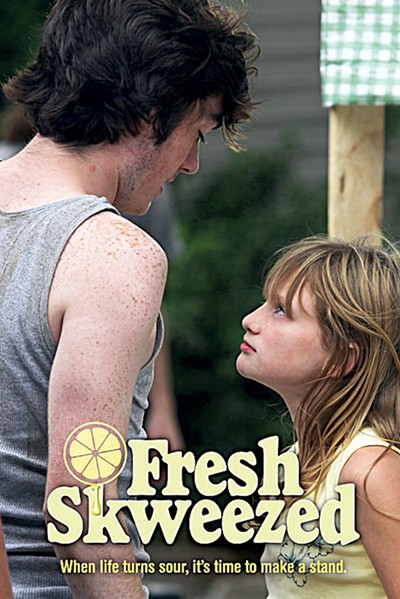 Haley Parker stars in Fresh Skweezed.