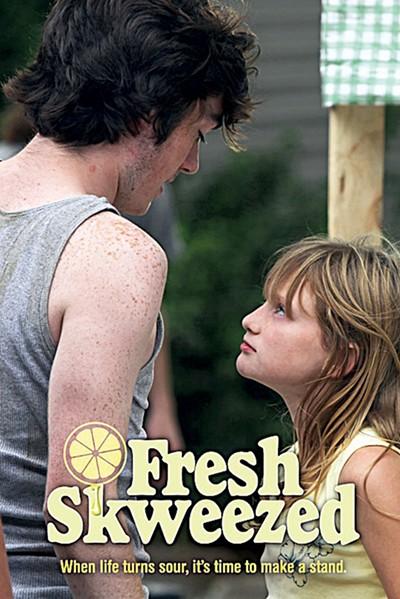 Haley Parker stars in Fresh Skweezed.