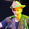 Hank III at Minglewood on Wednesday
