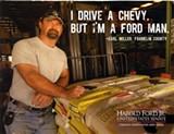 Harold Ford keeps on truckin'.