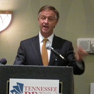 In the Aftermath of Defeat on Health Care, Haslam Faces Next Challenge: Education