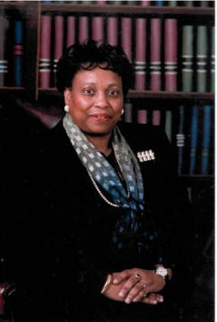 Haywood High School principal Dorothy Bond