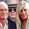Just Hef and Me...and Crystal Makes Three!