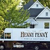 Henny Penny Boutique on Wheels