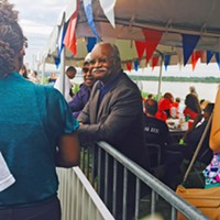 BBQ Fest 2015: How It Went at A C's Tent on Opening Night Herman Morris checks it out. JB