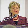 Hillary Clinton's First Stop in Memphis is Mason Temple