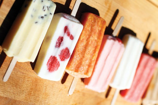 Homemade and authentic: icy treats from La Michoacana