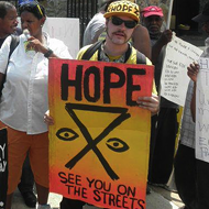 H.O.P.E. Members File Complaint with MPD