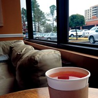 The D-List Hot Apple Cider from Poplar Perk'n Justin Fox Burks