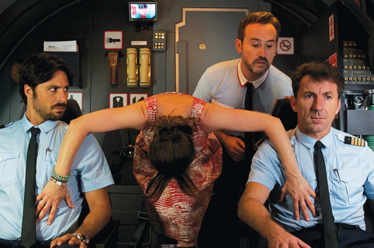 Sex on the plane