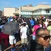 Trayvon Martin Prayer Vigil