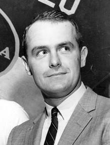 Hunter Lane Jr. as a young lawyer
