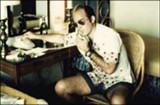Hunter S. Thompson in Gonzo