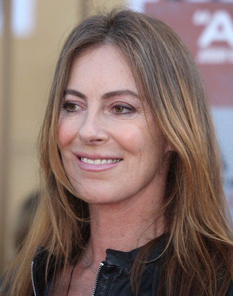 Hurt Locker director Kathryn Bigelow: A good bet to become the first female Best Director Oscar winner.