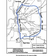 I-269: The Routes