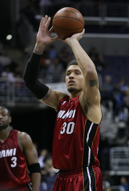 If Michael Beasley makes the roster, will he be one reclamation project too many?