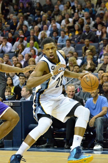 Inevitable talk about an inevitable Rudy Gay trade has begun.