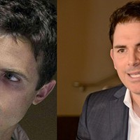 Memphis Grizzlies: The Movie Is that Grizzlies CEO/Managing Partner Jason Levien or acting star Casey Affleck? It's both!