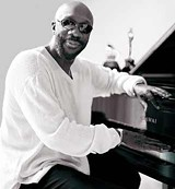Isaac Hayes is back at the keyboard.