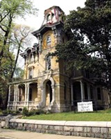 James Lee House: future bed-and-breakfast?