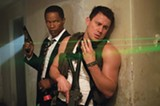 Jamie Foxx and Channing Tatum
