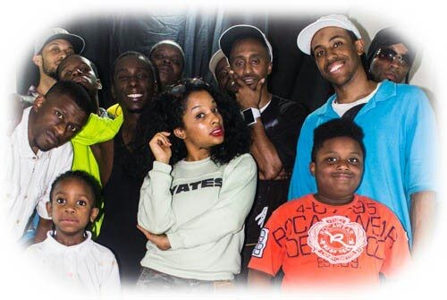 Jaquency & the OGs (and some young ones too!)