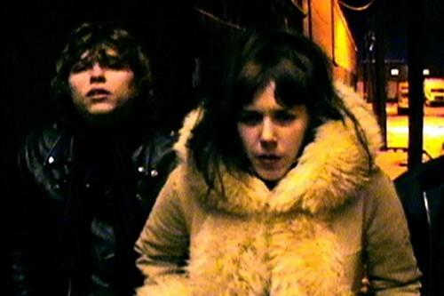 Jay Reatard and Alicja Trout in Meanwhile in Memphis