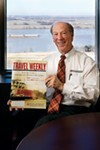 Jeff Krida, CEO of the Great American Steamboat Company