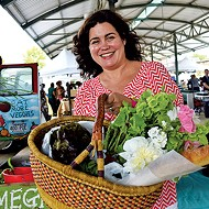 Jennifer Chandler takes the Farmers Market Challenge.