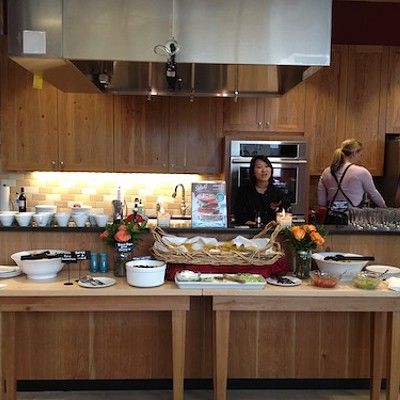 Whole Foods' Salud! Cooking School Now Open