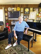 Jerry Lee Lewis - JOHN BRANSTON