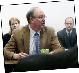 Jim Kyle, Senate Democratic leader - BY JACKSON BAKER