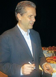 John Calipari at Harrah's - JACKSON BAKER