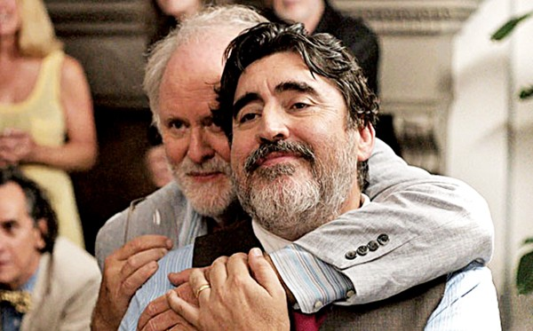 John Lithgow and Alfred Molina - star in Ira Sachs' latest film - Love Is Strange