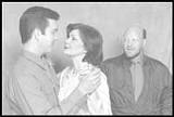 John Moore, Irene Crist Flanagan, Barclay Roberts.